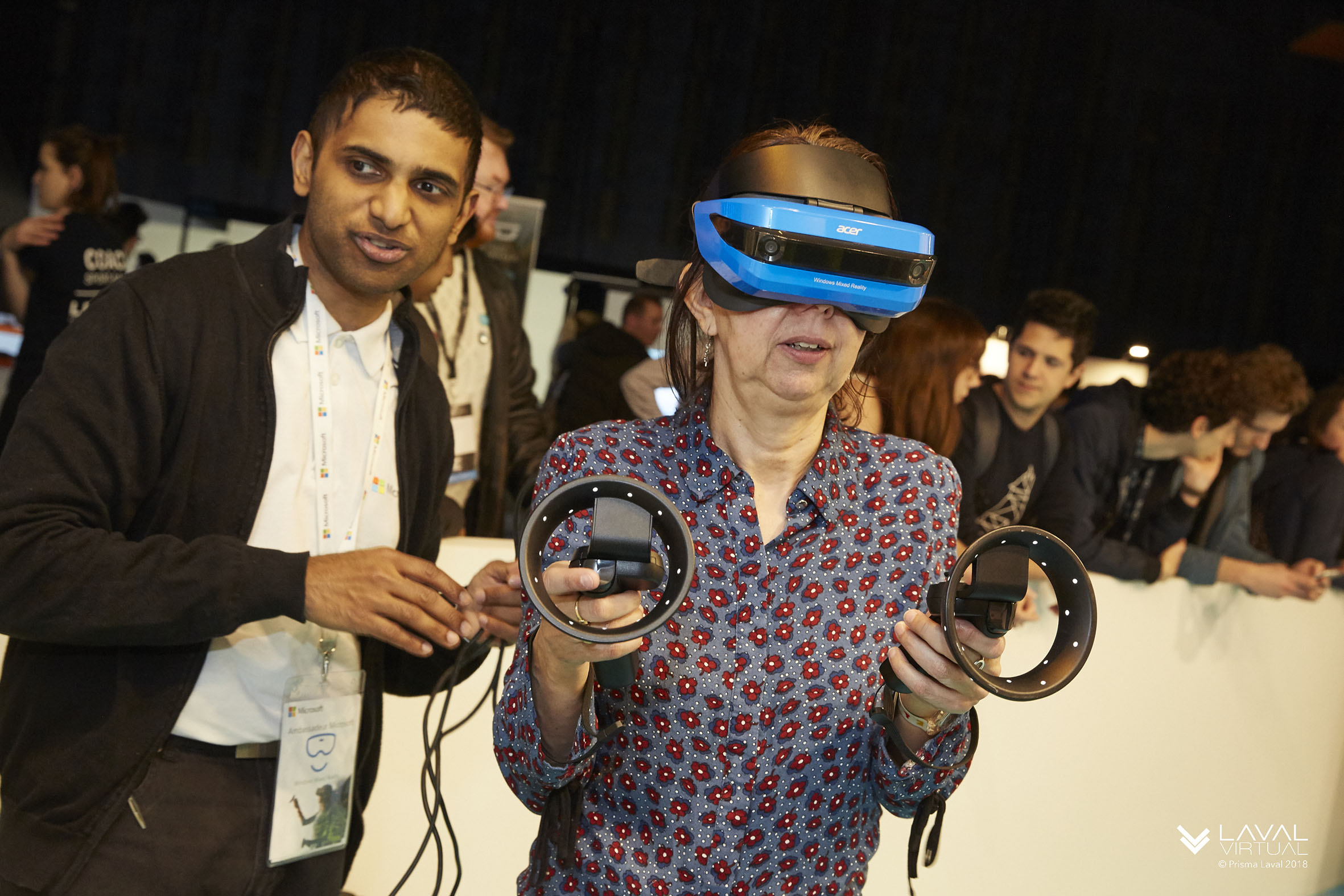Laval Virtual-Ambiance week-end